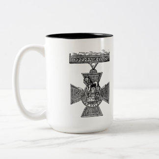 Rorke's Drift Mug: Bromhead Edition Two-Tone Coffee Mug