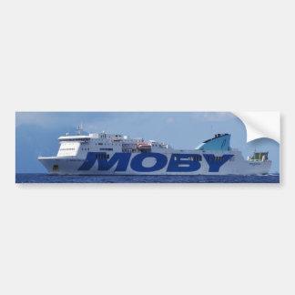 RoRo Passenger Ferry Maria Grazia On Bumper Sticker