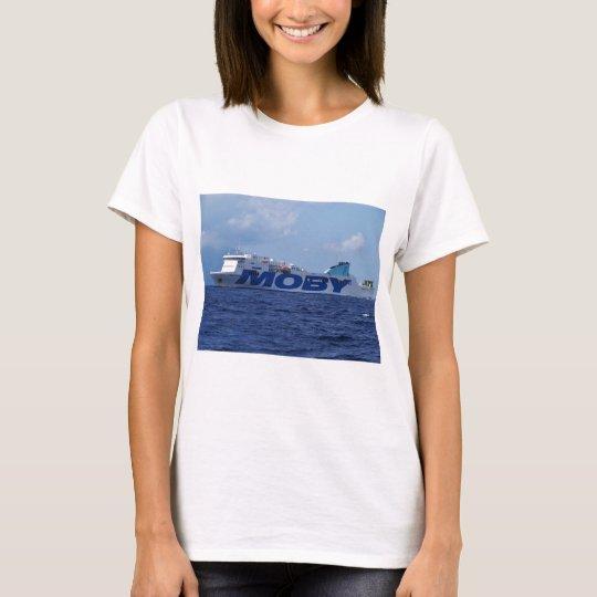 RoRo Passenger Ferry Maria Grazia On T-Shirt