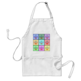Rors Coll Eight Untitled Aprons