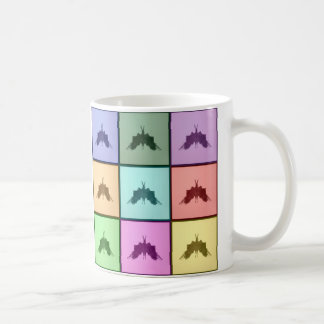 Rors Coll Five Untitled Coffee Mugs