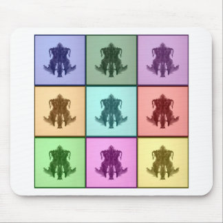 Rors Coll Four Untitled Mouse Pad