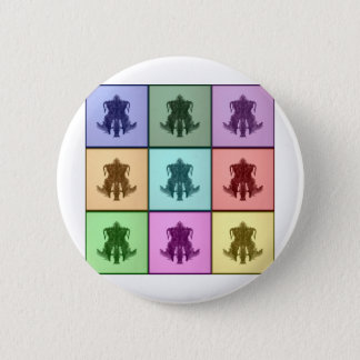 Rors Coll Four Untitled Pinback Button