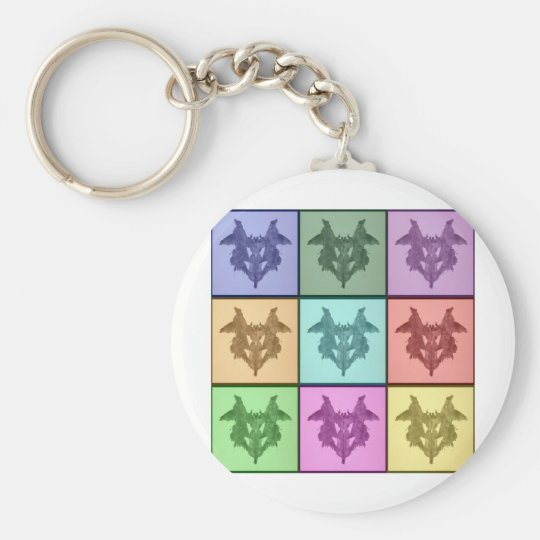 Rors Coll One Untitled Keychain
