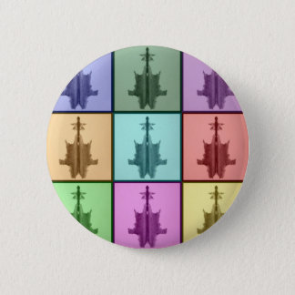Rors Coll Six Untitled Pinback Button