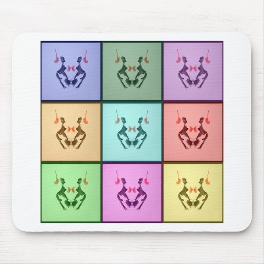 Rors Coll Three Untitled Mouse Pad