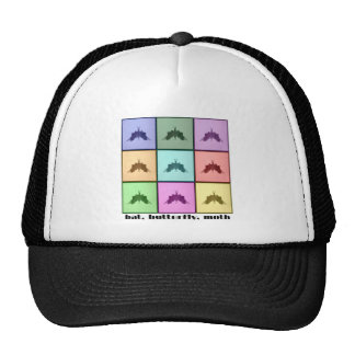Rors Collage Five Titled Trucker Hat