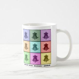 Rors Collage Four Titled Coffee Mug