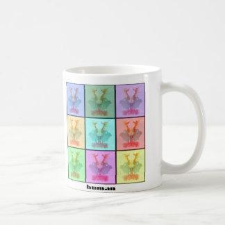 Rors Collage Nine Titled Coffee Mug