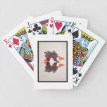Rors dos sin título baraja cartas de poker