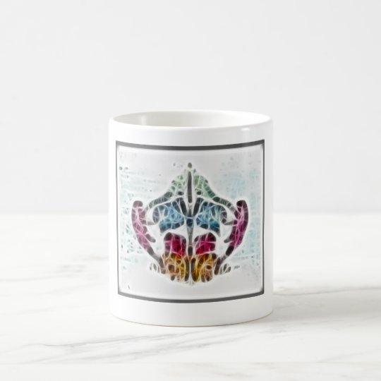 Rors Eight Fractal Coffee Mug
