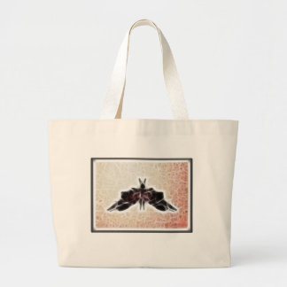 Rors Five Fractal Large Tote Bag