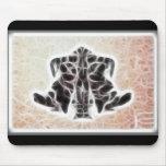 Rors Four Fractal Mousepads