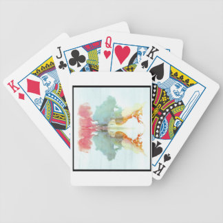 Rors Nine Untitled Bicycle Playing Cards