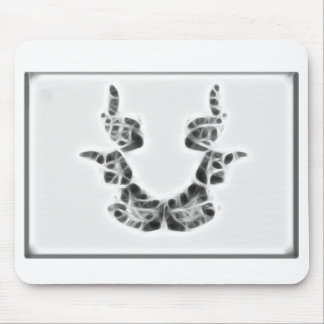 Rors Seven Fractal Mouse Pad