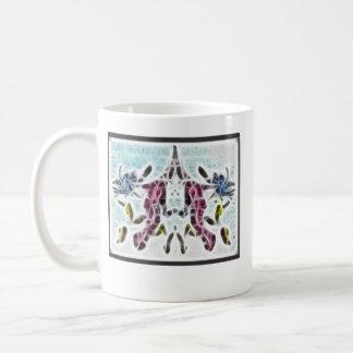 Rors Ten Fractal Coffee Mug