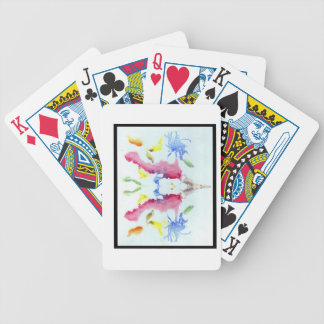 Rors Ten Untitled Bicycle Playing Cards