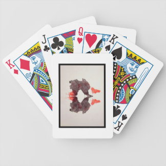 Rors Two Untitled Bicycle Playing Cards