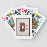 Rors Two Untitled Bicycle Poker Cards