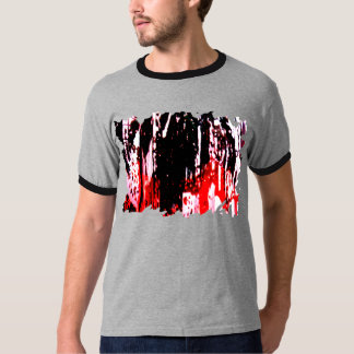 Rorschach Blotted All Over T Shirt
