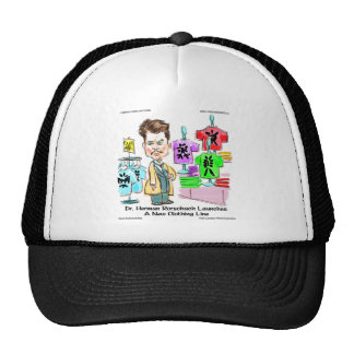 Rorschach Brands Funny Gifts,  Tees Mugs & Cards Mesh Hats