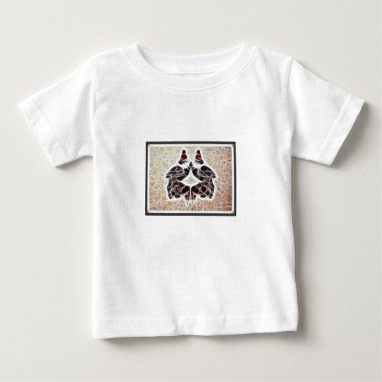 Rorschach Fractal 2 Baby T-Shirt