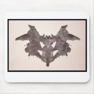 Rorschach Inkblot 1.0 Mouse Pad