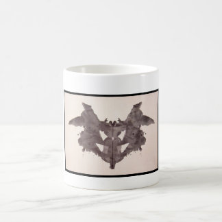 Rorschach Inkblot 1.0 Coffee Mugs