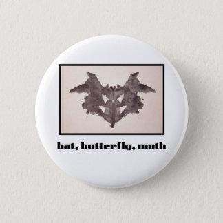 Rorschach Inkblot 1 Button