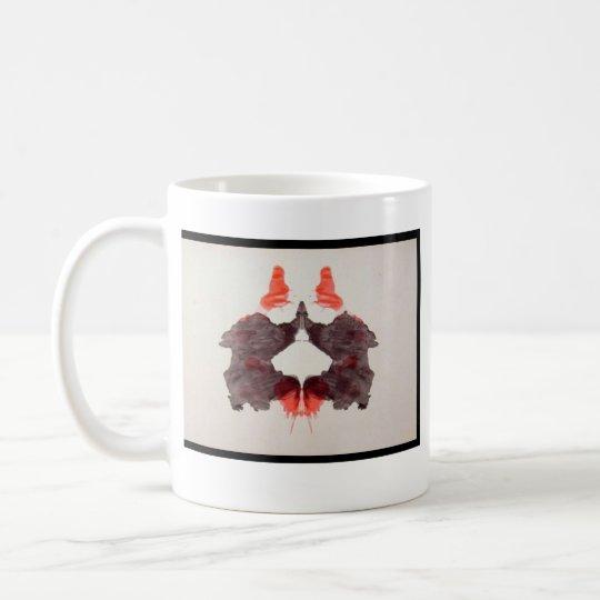 Rorschach Inkblot 2.0 Coffee Mug