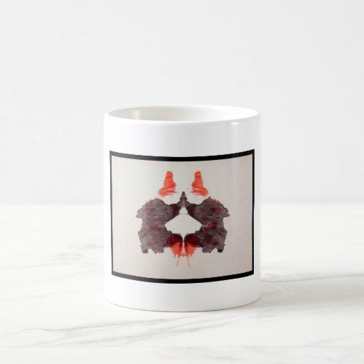 Rorschach Inkblot 2.0 Mug