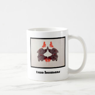 Rorschach Inkblot 2 Coffee Mug