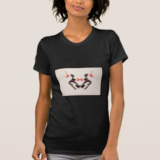 Rorschach Inkblot 3.0 Tshirts