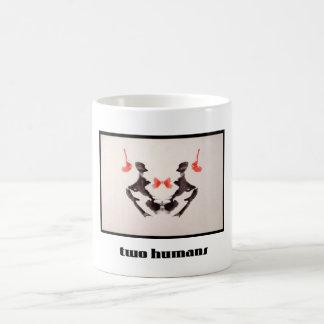 Rorschach Inkblot 3 Coffee Mug