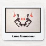 Rorschach Inkblot 3 Mouse Pads