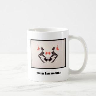 Rorschach Inkblot 3 Coffee Mugs