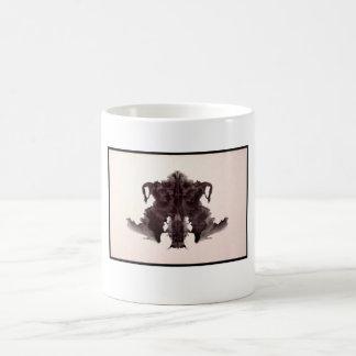 Rorschach Inkblot 4.0 Mugs