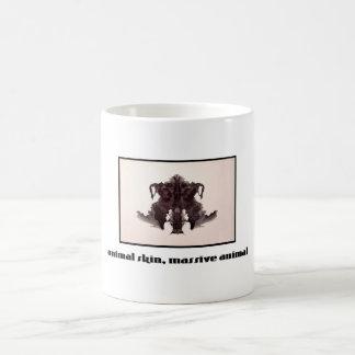 Rorschach Inkblot 4 Coffee Mug