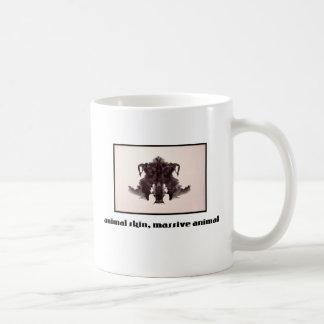 Rorschach Inkblot 4 Mugs