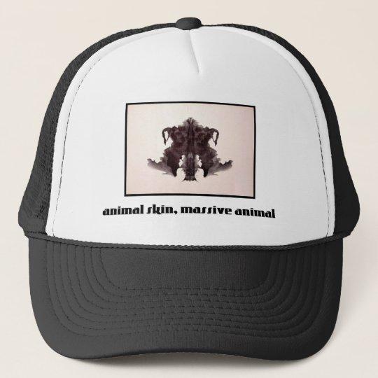 Rorschach Inkblot 4 Trucker Hat
