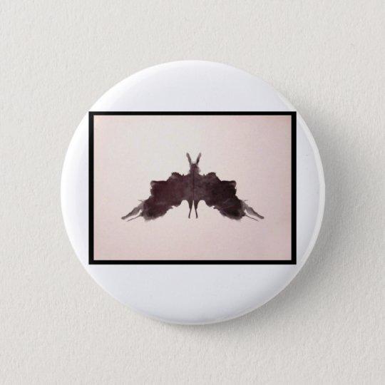 Rorschach Inkblot 5.0 Button