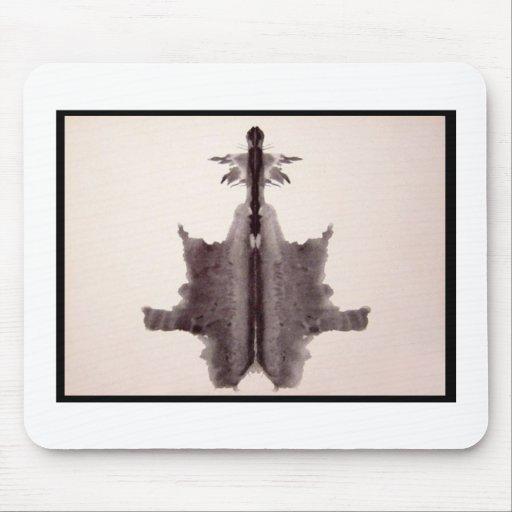 Rorschach Inkblot 6.0 Mouse Pad