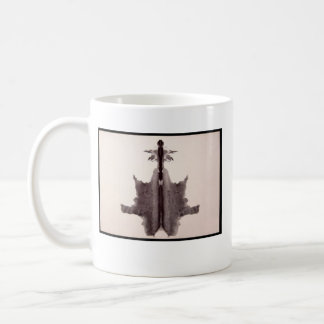 Rorschach Inkblot 6.0 Coffee Mug