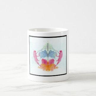 Rorschach Inkblot 8.0 Mugs