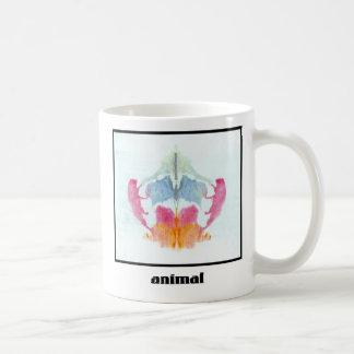Rorschach Inkblot 8 Coffee Mugs