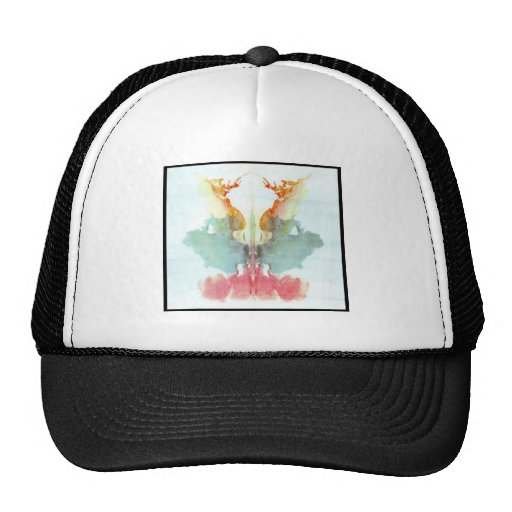 Rorschach Inkblot 9.0 Trucker Hats