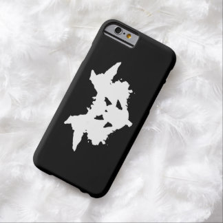 Rorschach Inkblot Barely There iPhone 6 Case