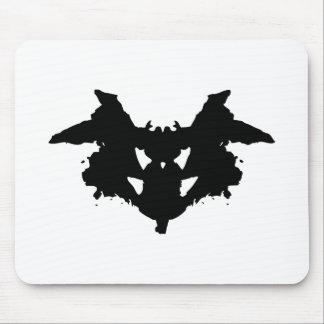 Rorschach Inkblot Mouse Pad