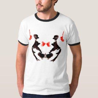 Rorschach Inkblot Test Number 3