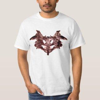 Rorschach Inkblot Test One